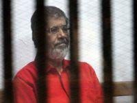 Mursi Hakkındaki İdam Kararı Bozuldu