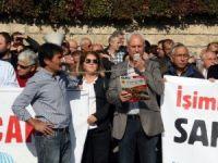 Akdeniz Üniversitesi'nde 'Barış Bildirgesi' Eylemi
