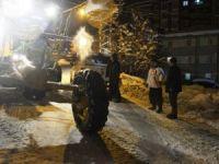 Artvin'de Eğitime Kar Tatili