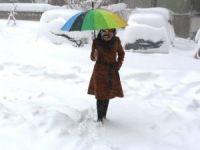 Artvin'de Ulaşıma Kar Engeli