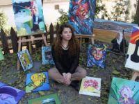 Kobanêli Ressam: Her Kadın Bir Ülkedir