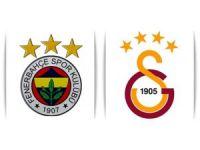Fenerbahçe 1 - Galatasaray 2