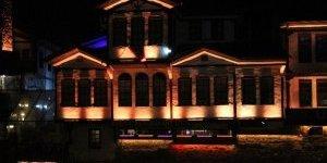Amasya Evleri 'Turuncu' Renkte