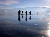 Çıldır Gölü'nde Kış Biterken