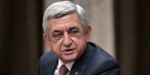 Ermenistan Başbakanı Serj Sarkisyan İstifa Etti