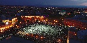 Sarkisyan Karşıtı Gösteriler Devam Ediyor