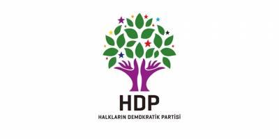 HDP'nin 'Meclis Başkanı Adayı' Açıkladı