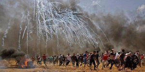 Gazze'de Katliam
