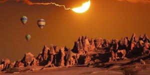 Kapadokya'da Latin Rüzgarı