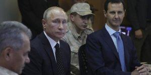 Putin ve Esad Soçi'de Görüştü
