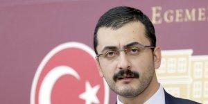 CHP'li Eren Erdem'e Yurtdışı Yasağı