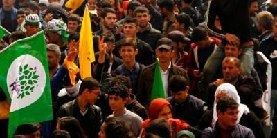HDP'nin İkinci Seçim Bürosu Açıldı