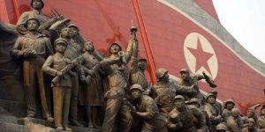 Kuzey Kore Punggye-ri Nükleer Tesisini Yıkıyor