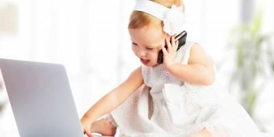 Denetimsiz Teknoloji Çocukları Etkiliyor