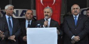 AK Parti Adayları Sarıkamış'ta