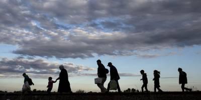 Digor'da 14 Göçmen Yakalandı