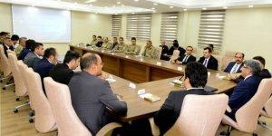 Ardahan'da 'Seçim Güvenliği' Toplantısı