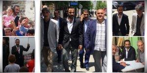 Bişar Alınak'ın Seçim Çalışmaları