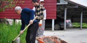 KAÜ'de 110 Geçici İşçi İstihdam Edildi