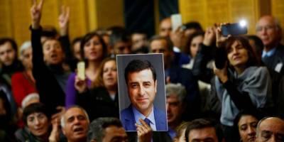 Demirtaş '34 Gazeteci'nin Sorularını Cevapladı