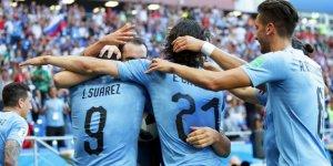 Uruguay, Üst Tura Çıktı