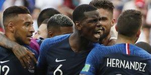 Fransa, Çeyrek Finalde