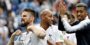 İlk 'Yarı Finalist' Fransa