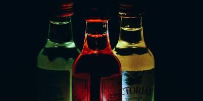 Digor'da Kaçak İçki Ele Geçirildi