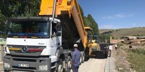 Sarıkamış'ta Belediye Çalışmaları