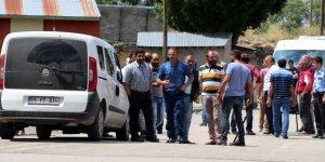 Erzurum'da Taşlı Sopalı Kavga