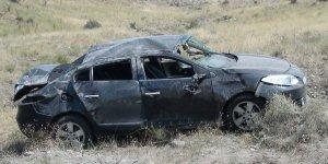 Kağızman'da Trafik Kazası: 5 Yaralı