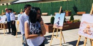 Öğrencilerden 'Şehr-i Kars' Fotoğraf Sergisi
