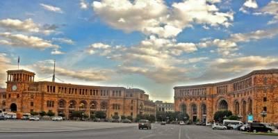Ermenistan'da 4.7 Şiddetinde Deprem