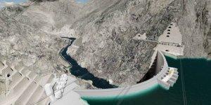 'Yusufeli Barajı'nın Yapımı Sürüyor