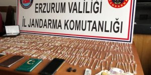 Erzurum'da 'Yılan Zehri' Kaçakçılığı Operasyonu