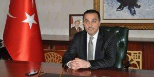 Vali Türker Öksüz, Yeni Görevine Başladı
