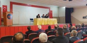 Kağızman'da Köydes Toplantısı Yapıldı