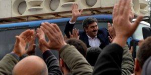 Ardahan'da Yunus Baydar'a Karşılama