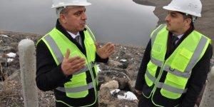 Vali Türker Öksüz, 'Kars Barajı'nı İnceledi