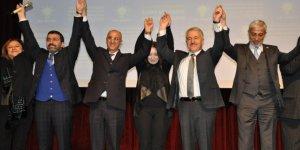 AK Parti, Ensar Erdoğdu'yu Tanıttı