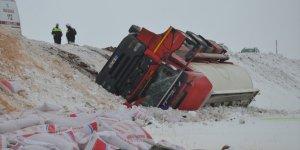 Sarıkamış'ta Trafik Kazası: 4 Yaralı