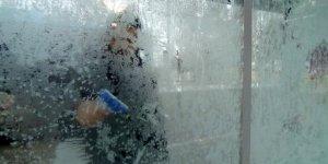 'Kars ve Bölge'de Donduran Soğuklar