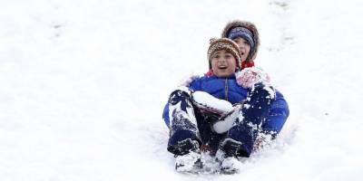 Arpaçay'da Okullara Kar Engeli