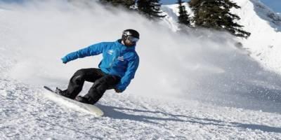 'Snowboard Yarışları' Sona Erdi