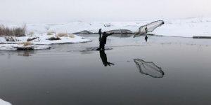 'Soğuk Hava'da Balık Avlama