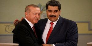 Maduro'ya Destek yüzde 13,4'e İndi