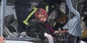Sarıkamış'ta Trafik Kazası: 20 Yaralı