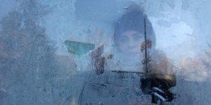 Kars eksi 29 ile Buz Kesti