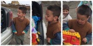 'Bir Oyuncak'la Mutluluk Dağıtıyorlar