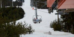 Sarıkamış'ta Kayak Sezonu Bitti